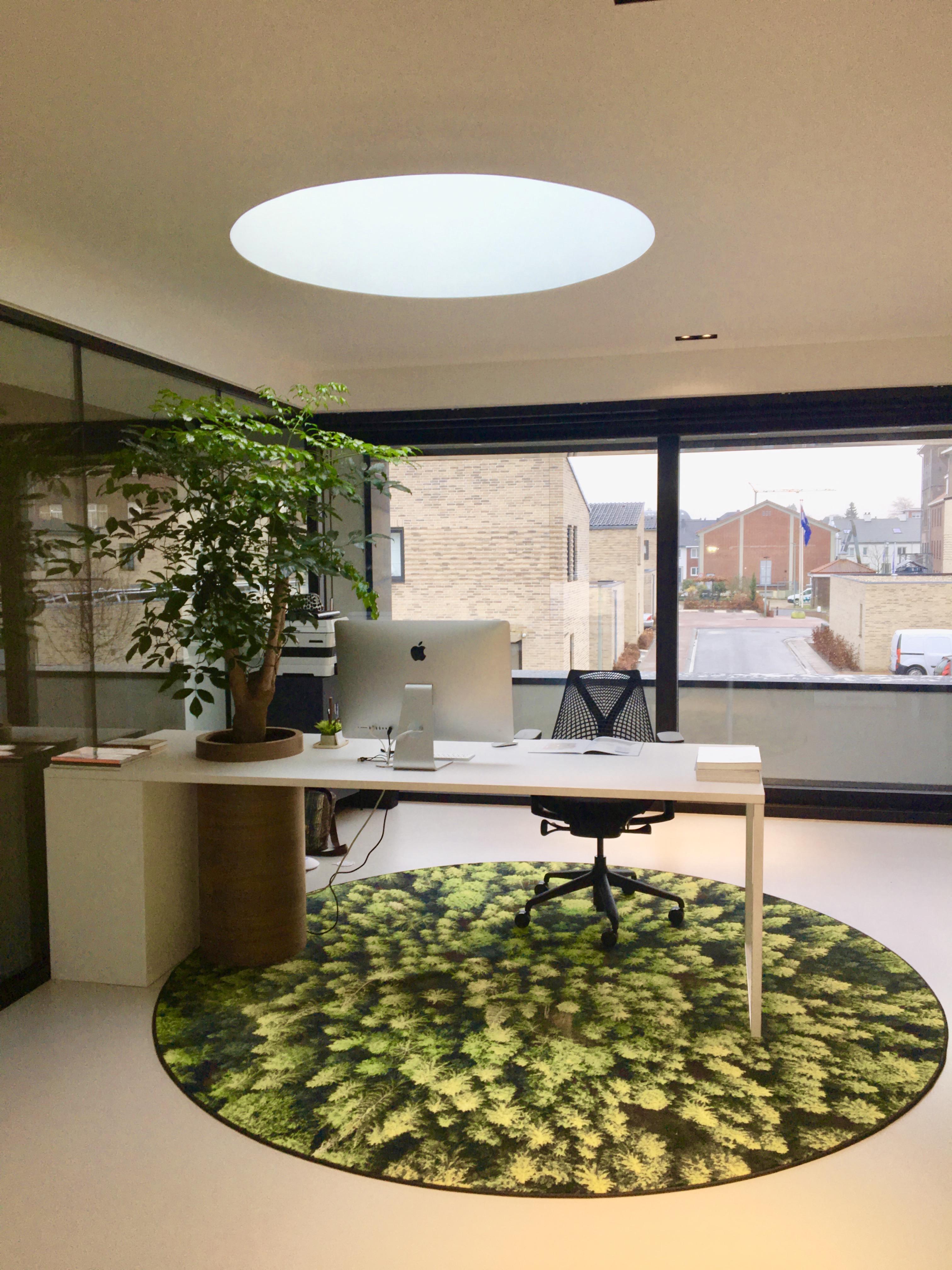 Stip | kantoorinrichting met customized bureau